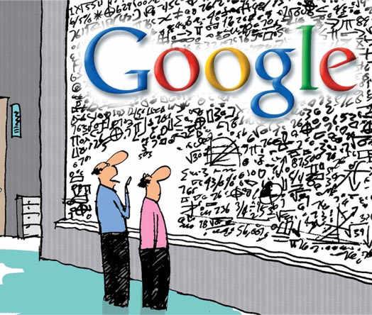 алгоритм google в массы
