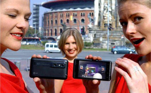 optimus 3d - телефон мечта