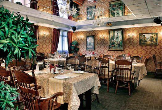 банкетный зал для свадеб в Перми