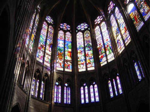 Базилика в Аббатство Сен-Дени