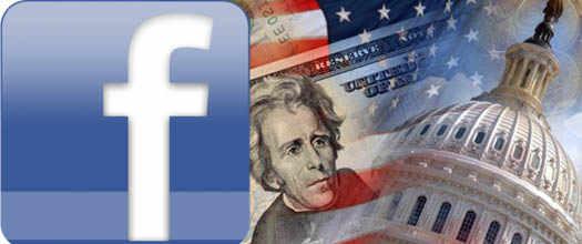 Правительство США и facebook  заключили договор