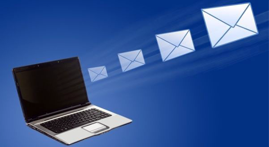 Мировая почта сокращается в интернете