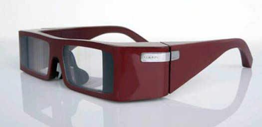 Видео очки Lumus
