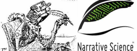 программа Narrative Science вместо журналиста