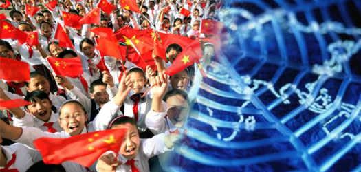 Интернет Китая стремительно растет