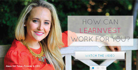 learnvest портал для женщин