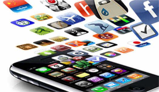 мобильные приложения особо актуальны в Новый год