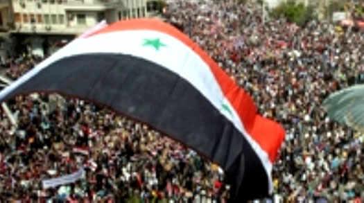 сирийские волнения перекинулись на русские сайты