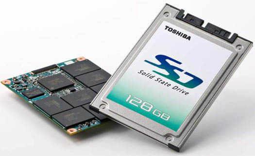 накопитель SSD