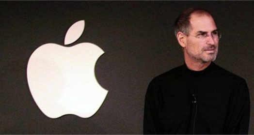 Стив Джобс создатель бренда Apple