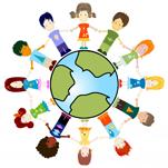 мир полон людей