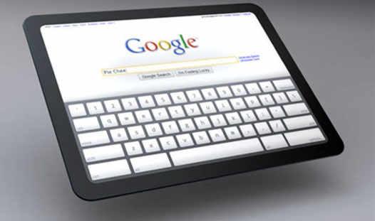 планшетный пк google Nexus