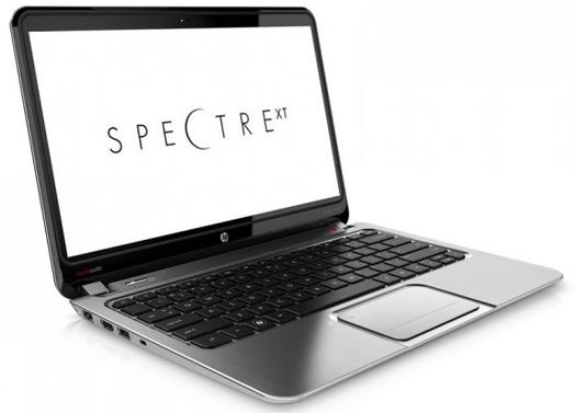 ноутбук Envy Spectre XT