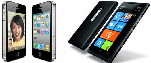 Lumia 900 превышает себестоимость iPhone 4S