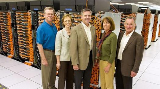 IBM Sequoia в коллективе