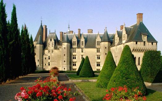 французкий замок