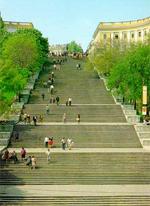 лестница в Одессе