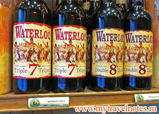 пиво Waterloo по доступной цене