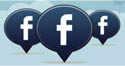 Facebook и ее маленькие логотипы