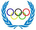 знак олимпийских игр