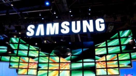 Эмблема Samsung Electronics