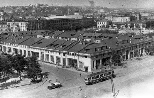 Гостинный двор в Киеве