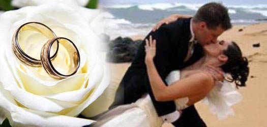 вид на свадьбу