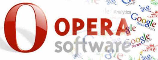 Opera Software пролонгировала договор с Google