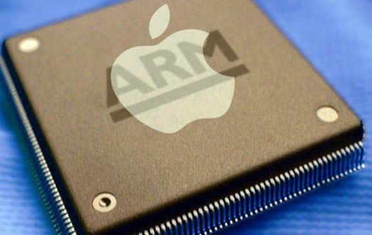 arm чип от apple