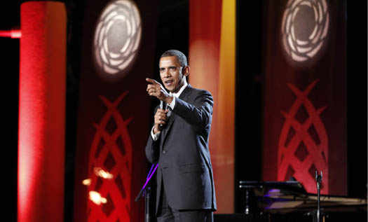 Обама - президент Америки