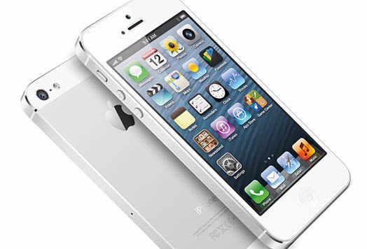 iphone 5S - фотография