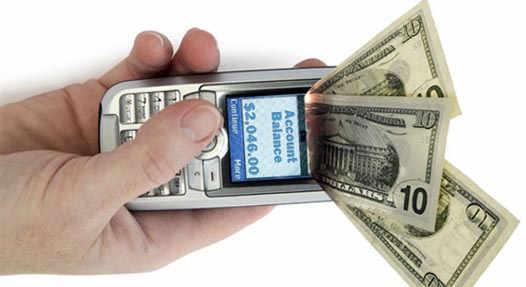 денежный звонокпо телефону