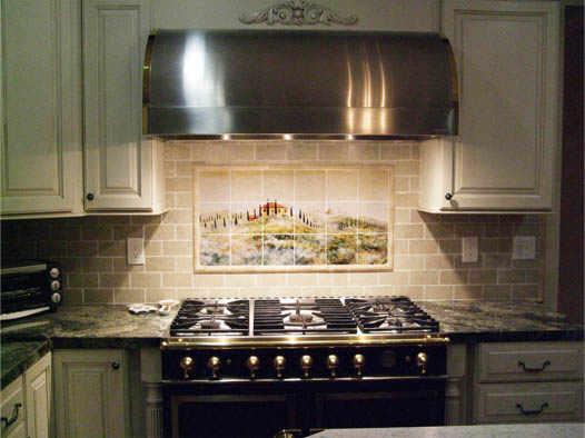 вытяжка на кухне в доме