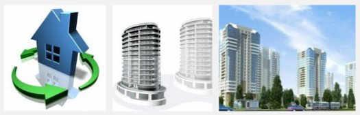 Недвижимость новая и вторичная