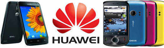 Huawei логотип и товар компании