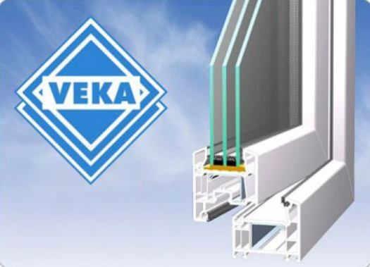 Пластиковые евроокна Veka