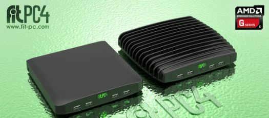 Компьютер fitPC4