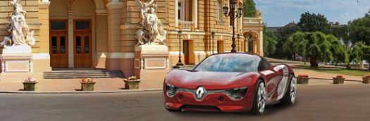Аренда авто марки Renault