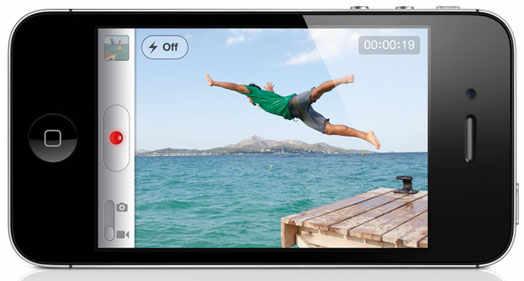 iphone с видео