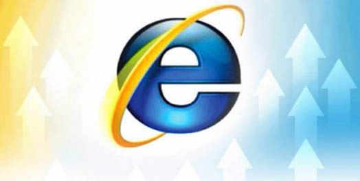Internet Explorer выше класом