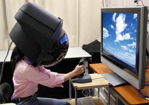 мир виртуальных игр