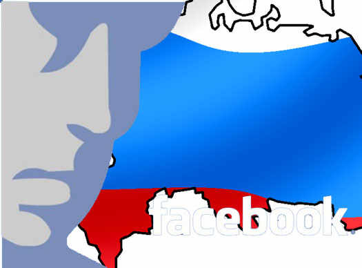 Facebook России