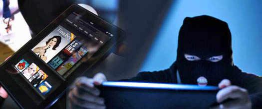 KindleFire хакерная атака на гаджет