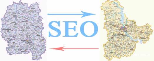 влияние региона на продвижение сайта