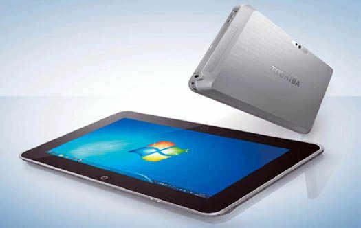 новый планшет Dynabook WT301/D от Toshiba