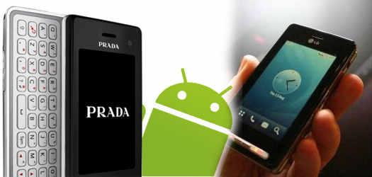 новый гаджет LG Prada 3.0