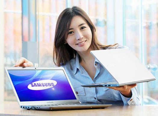 Samsung ноутбук 5-ой серии