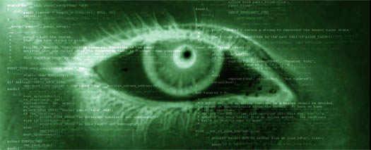 глаз который смотрит за людьми
