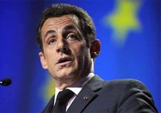 Николя Саркози удивлен