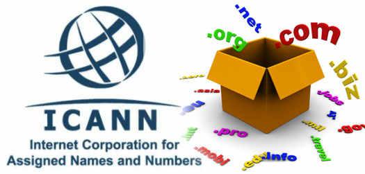 ICANN доменные зоны